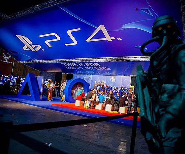 Tournamentcenter Playstation Benelux Consumer Shows Uitgelicht