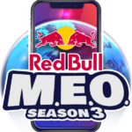 Red Bull Meo Season 3 Logo