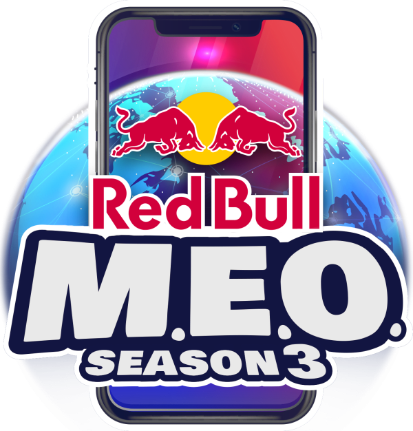 Red Bull Meo Season 3 Logo
